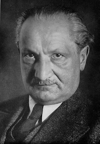 Heidegger (fotoğraf).