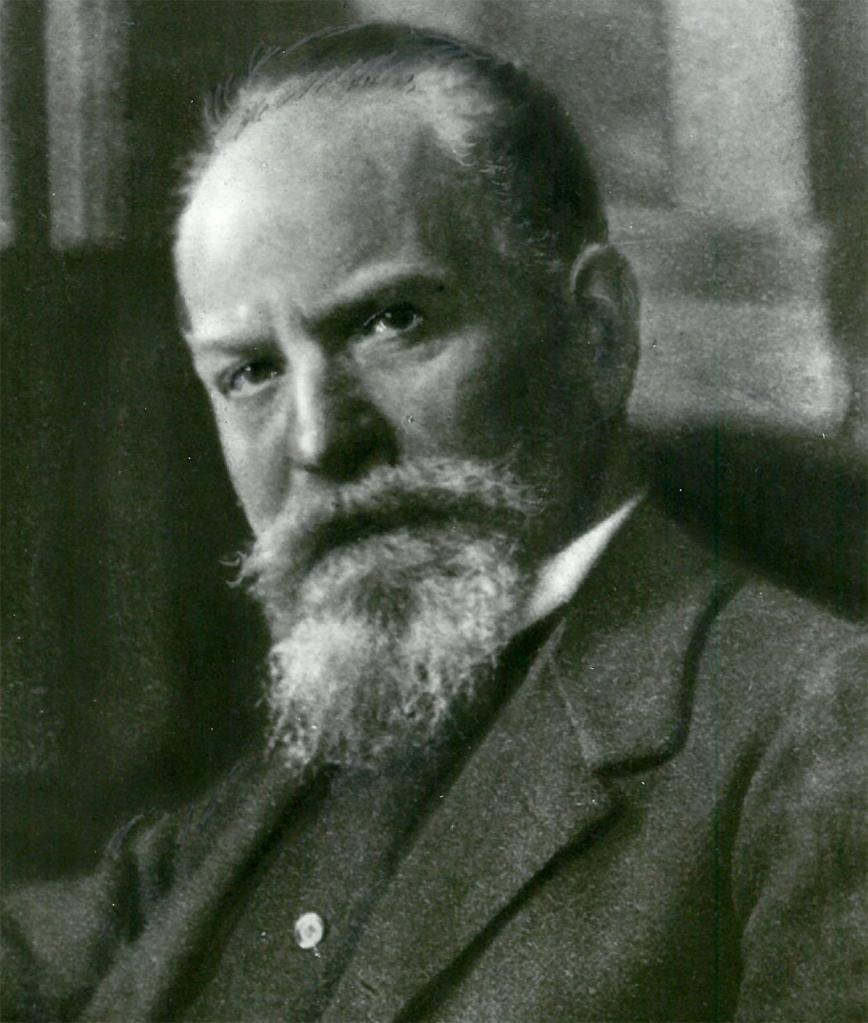 Husserl fotoğrafı.