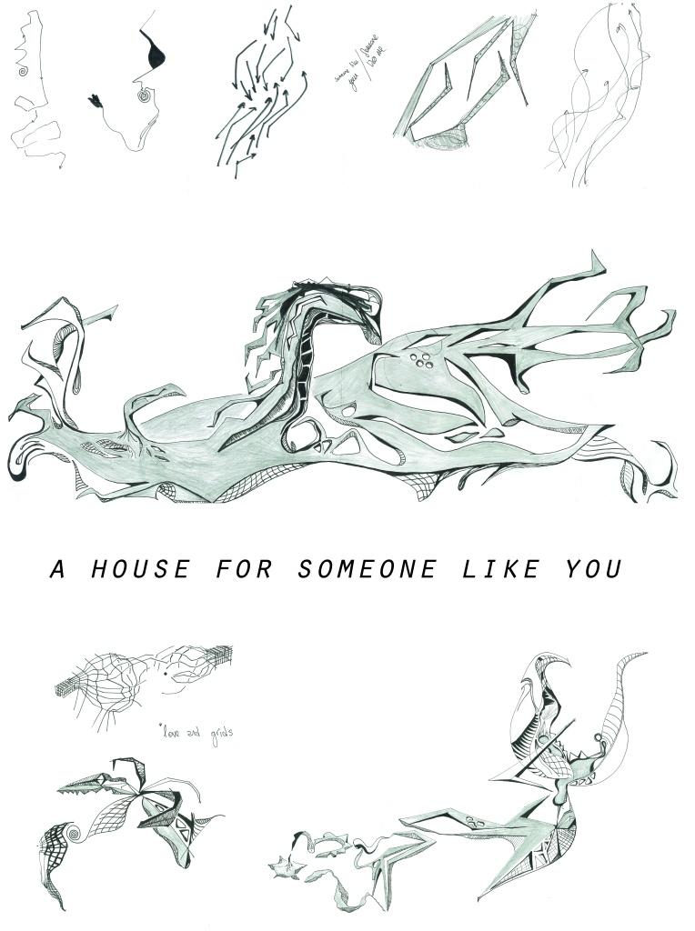 A House For Someone Like You, Eskiz, Anıl Salar