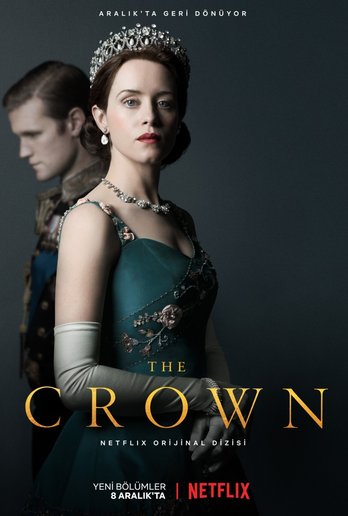 The Crown poster.